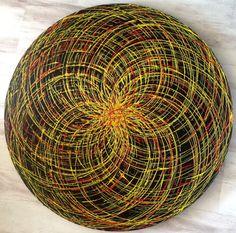"Emin Özdemir — rotational oscillation"" acrylic paint, 57 cm in. Rugs, Handmade, Painting, Home Decor, Art, Farmhouse Rugs, Art Background, Hand Made, Decoration Home"