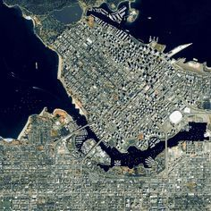 Vancouver British Columbia, North Vancouver, Vancouver Island, West Coast Canada, Vancouver Skyline, Ancient Discoveries, Paisley Scotland, Image Of The Day, Birds Eye View
