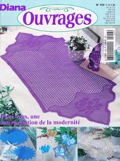 Marisabel crochet: agosto 2015