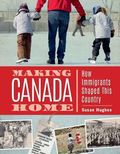 971 HUG People from every single country in the world call Canada home. From the very first arrivals as long as years ago—the ancestors of Canada's Aboriginal peoples—right up until today, people have settled in this country to build a better life. New Books, Good Books, Canadian Identity, Good Introduction, Reading Club, Canadian History, Reading Levels, Social Studies, Book Design