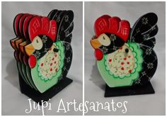 Jupi Artes: Descanso de Panelas