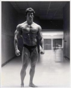 Absolutely amazing picture of Frank Zane : bodybuilding
