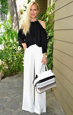 Rachel zoe's favorite eco-friendly beauty products casual chic, boho chic, the zoe Outfits Blanco, Vogue, Couture, Rachel Zoe, Casual Chic, Boho Chic, Spring Summer Fashion, Casual Looks, Nice Dresses
