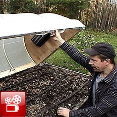 This is the first mini greenhouse build we did and we learned a lot. We have built several more since, and they are great garden season extenders. I start my salad greens early and can keep kale growing into winter with a PVC mini greenhouse. Watch the how to video: A few tips on the...Read More »