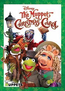 Virtual Virago: Christmas Movie Blogathon: THE MUPPET CHRISTMAS CAROL (1992)