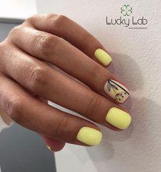 Nails Now, How To Do Nails, Colour Tip Nails, Nail Colors, Nail Art Designs Videos, Nail Designs, Hot Nails, Hair And Nails, Gorgeous Nails