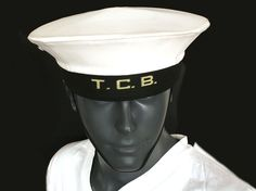 Sailor Bahriye TCB Ship hat cap Turkish Navy