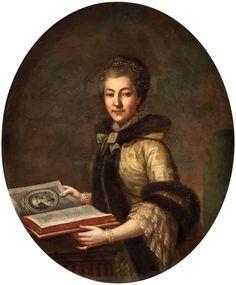 Izabela z Poniatowskich Branicka (1730-1808)