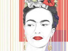 Image result for frida kahlo illustration