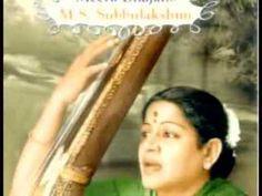 ▶ Subbulakshmi: Hari Awan Ki Awaz - YouTube