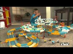 ▶ K'NEX Mario Kart Wii Building Sets: ULTIMATE COMBINATION SET - YouTube