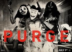 Return to the main poster page for The Purge: Election Year (#12 of 12)