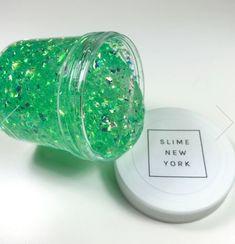 Tinker Bell slime I see it Le Slime, Slimy Slime, Foam Slime, Diy Crafts Slime, Slime Craft, Perfect Slime, Glitter Slime, Metallic Slime, Pink Slime