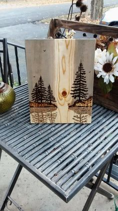 Phenomenal 92 Best My Pyrography Images In 2019 Pyrography Wood Uwap Interior Chair Design Uwaporg