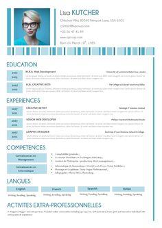 Ce modèle de CV Secrétaire Médicale a été réalisé avec le plus grand soin pour un impact visuel immédiat garantissant une parfaite lisibilité.