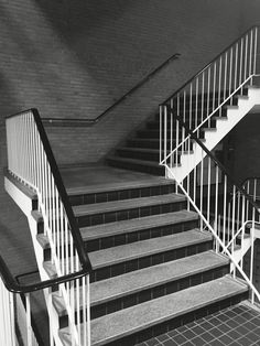 Stairway BW