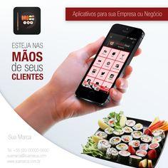 Aplicativo mobile para sushi