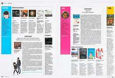"Portugal's ""i"" Newspaper | Inspiration Grid | Design Inspiration"