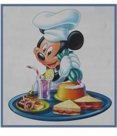 A bunch of the best recipies from Disneyland. The potato recipe is an original from Oscar, the chef that has been at DL for over 50 years. Met him several times and he is awesome.