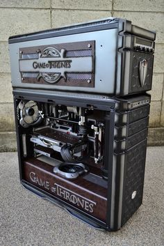 Game of Thrones themed PC