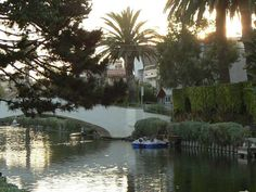 Canals, Venice California