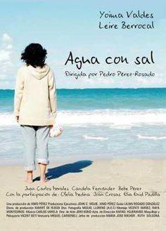 Agua con sal (2005) España. Dir: Pedro Pérez Rosado. Drama. Migración. Cine social - DVD CINE 1365