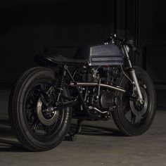 OVERBOLD MOTOR CO. — Yamaha xs500 built by @goodspeedcustoms | Photo by...