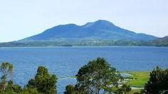Danau diateh (danau kembar/twin lake) alahan panjang solok, sumatera barat ( west sumatera ) Indonesia