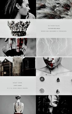 """""""There's nothing wrong with being different."""" #redqueen"""