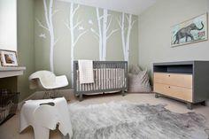Entzuckend Für Das Kinderzimmer Die Wandfarben Grün U0026 Beige. #KOLORAT #Wandgestaltung # Wandfarbe