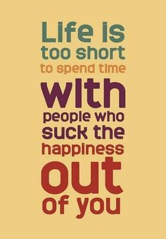 Life is too short ... #quotes