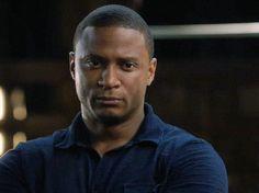 """Arrow - 2x01 - """"City of Heroes""""  - David Ramsey as John Diggle"""