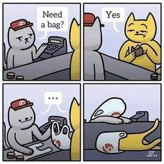 Cats will be cats & Webtoon