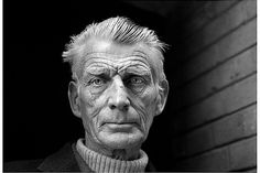Samuel Beckett, by Jane Bown (1976)/Dublin - What a Face
