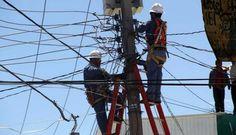 En #Margarita #Venezuela el desastre de la distribución #Eléctrica en la #IslaCaribeña @CESCURAINA/Prensa en Castellano en Twitter