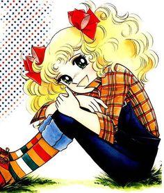 Candy Candy, los dibujos Manga llegan a España, años 80