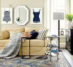 Charming Living Room Ideas 15
