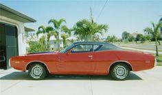 1972 DODGE CHARGER RALLYE, 2 DOOR HARDTOP, 340 4bbl/727 Auto