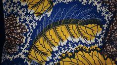 African Luxury Dutch  Wax Print  Fabrics Sold By Yard (pagnes) £4.99