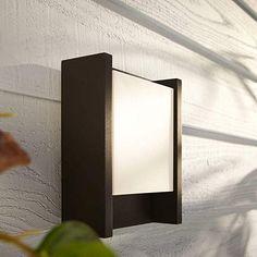 Philips Design Lampe Wandleuchte Außenlampe Außenleuchte