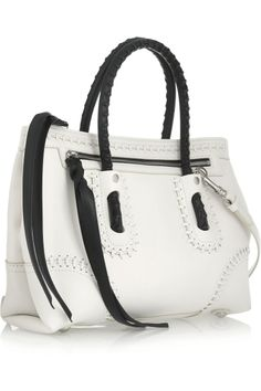 Alexander McQueen White Bag 45% Off at www.ukchi.com