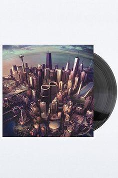Foo Fighters: Sonic Highways Vinyle