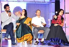 Javed Jaffri, Meera Sanyal, Mayank Gandhi & Nisha JamVwal fight it ou
