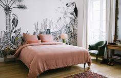 Um apartamento em Paris com cara de lar!   Casa&Cozinha