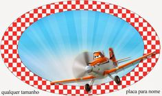 Bibi Leitura: Kits de Festa - Aviões da Disney