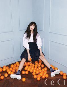 SNSD Yoona - Ceci Magazine April Issue '15