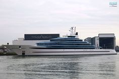 Dutch shipyard Oceanco has just launched Project Jubilee (Y714). Measuring 110 metres, she is the largest vessel ever built in the Netherlands.Francisco Martinez PhotographyFeaturing six decks, the superyacht has 16.4m/54ft beam and just over 4,500 Gross Tons. Igor Lobanov has created a unique...