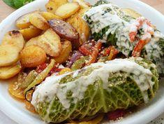 Húshelyettesítők Fresh Rolls, Quinoa, Curry, Vegan, Chicken, Ethnic Recipes, Food, Red Peppers, Curries