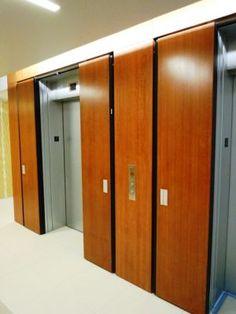 Elevator Smoke Containment Doors & Door Systems | Elevator Smoke Containment System | Elevator Smoke ...