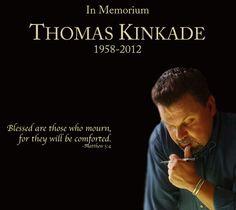 In Memorium: Thomas Kinkade, Painter of Light